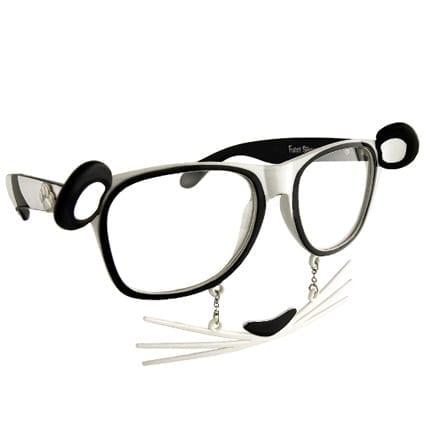 Panda Moustache Glasses-0
