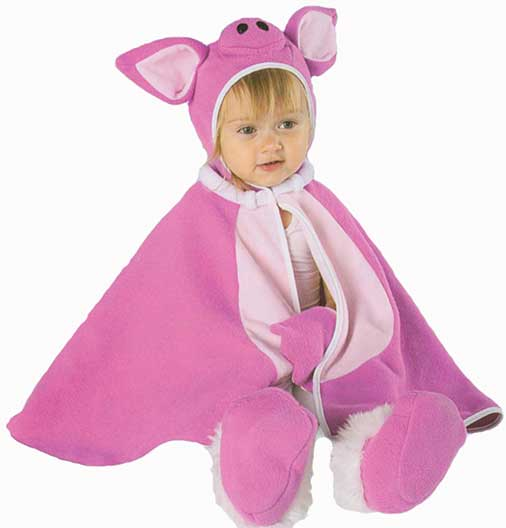 Lil' Piggy Infant Costume-0