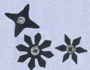 Ninja Stars-0
