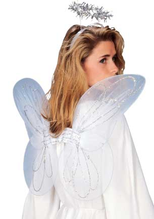 Adult Angel Wings-0