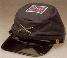 Confederate Hat - Cotton-0
