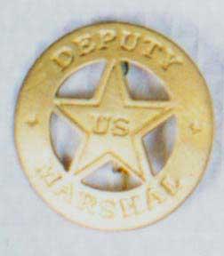 Deputy U.S. Marshall - Gold-0