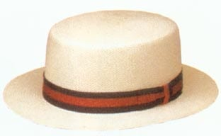 Skimmer Hat - Panafax -0