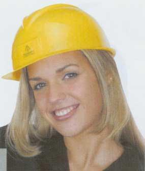 Yellow Construction Hat-0