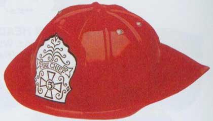 Fire Chief Hat - Children-0