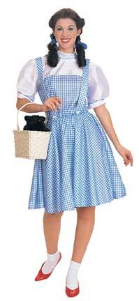 Dorothy Adult Costume-0