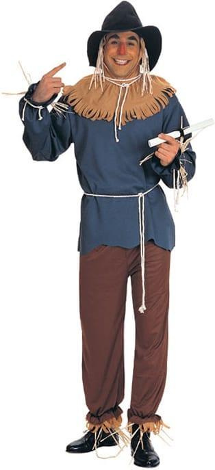 Scarecrow Adult Costume-0