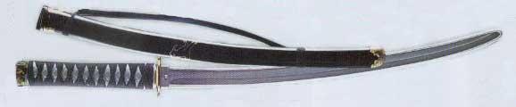 30 inch Ninja Sword-0