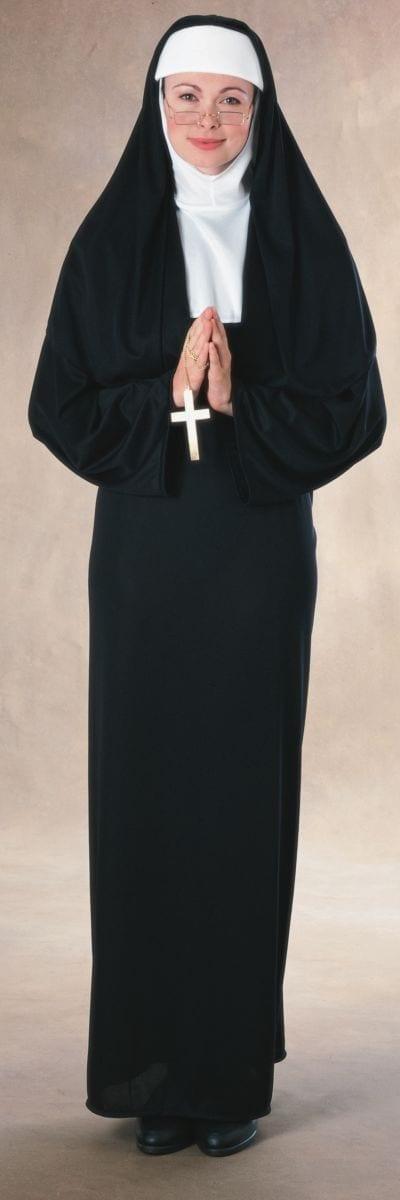 Nun - Adult Costume-0
