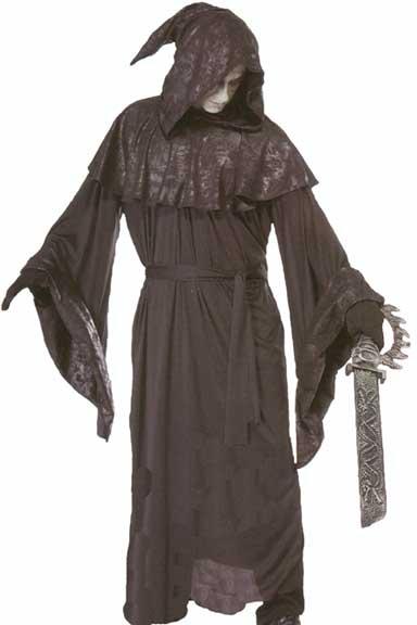 Midnight Messenger Robe-0