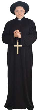 Priest - Plus Size-0