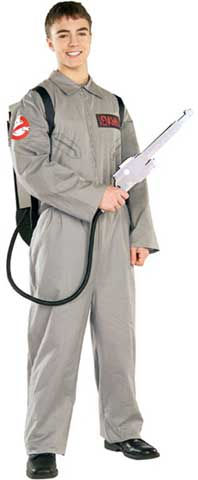 Ghostbusters Plus Size Adult Costume-0