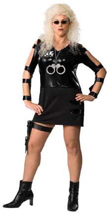Beth Plus Size Ladies Costume-0
