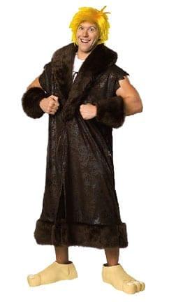 Barney Rubble Plus Size Men's Costume-0