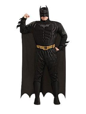 Deluxe Dark Knight Batman Plus Size Costume-0