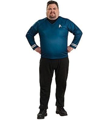 Star Trek Movie Spock Shirt-0