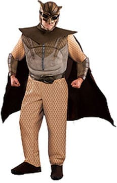 Night Owl Plus Size Costume-0