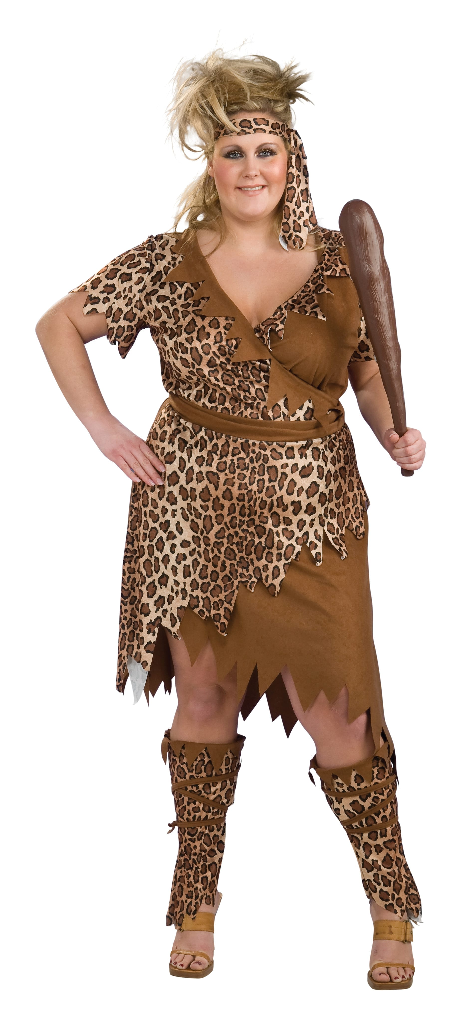 Cavewoman - Plus Size-0