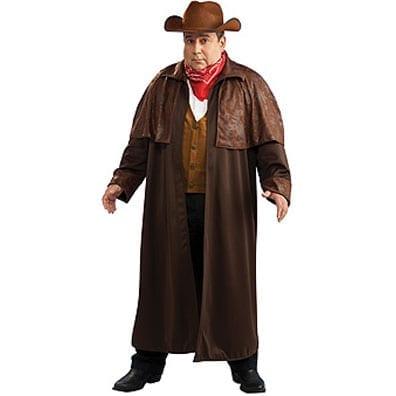 Cowboy - Plus Size -0