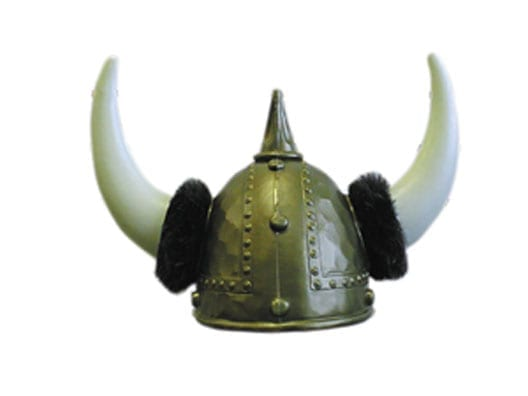 Deluxe Viking Hat with Fur-0
