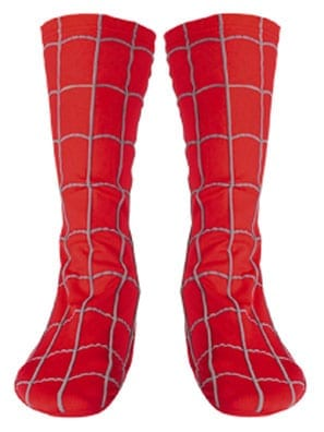 Spiderman Children's Boot Covers-0