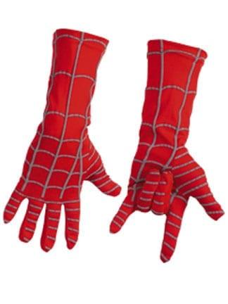 Spider-man Adult Gloves-0