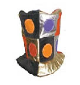 Patchwork Top Hat-0