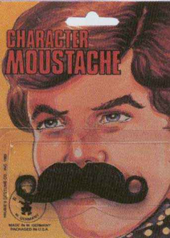 Old Time Moustache-0