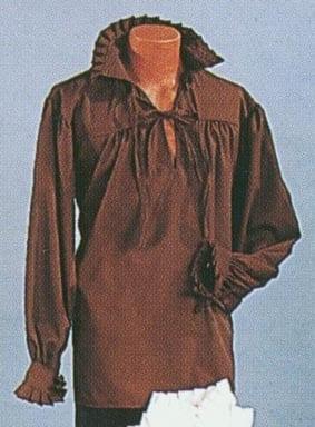 Ruffled Renaissance Shirt-0