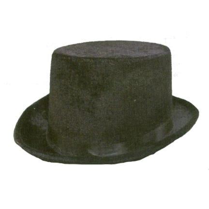 Velvet Top Hat -0