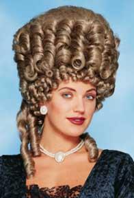 Marie Antoinette Wig-0