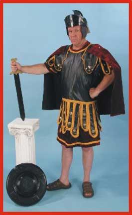 Spartacus Adult Costume -0