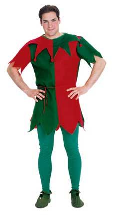 Elf Tunic - Costume-0