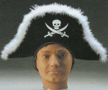 Pirate Captain Hat-0