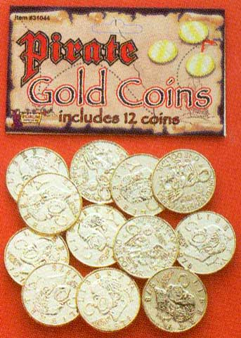 Pirate Gold Coins-0