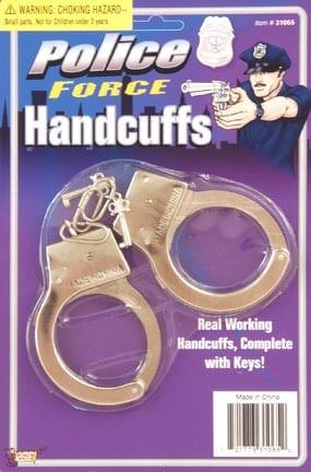 Metal Handcuffs-0