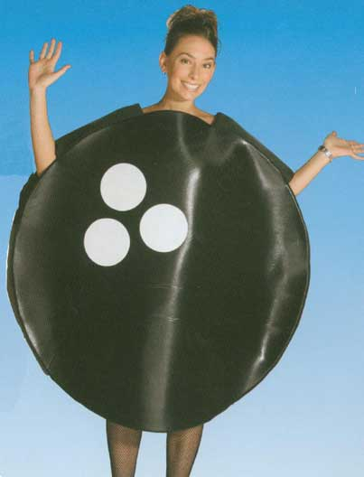 Bowling Ball Adult Costume-0