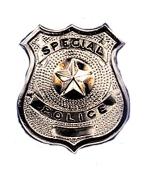 Special Police Badge-0