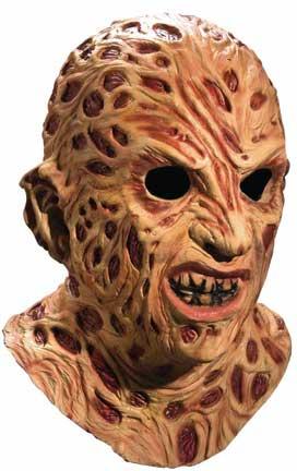 Deluxe Freddy Mask-0