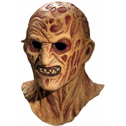 Freddy Overhead Latex Mask-0