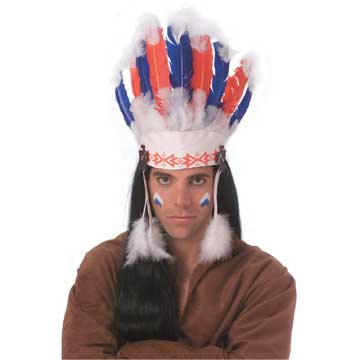 Native American Headdress-0