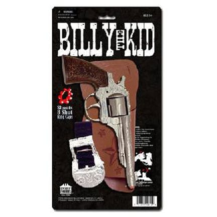 Billy the Kid Pistol-0