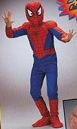 Spiderman Childrens Costume-0