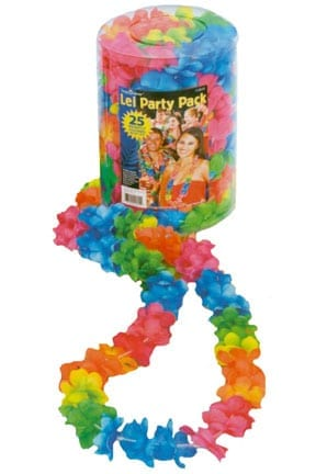 Hawaiian Lei Party Pack-0