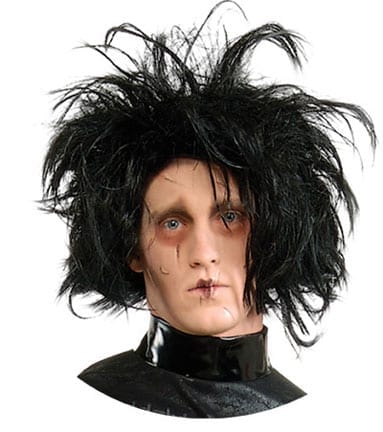 Edward Scissorhands Wig-0