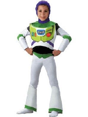 Buzz Lightyear - Child Costume-0