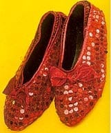 Adult Red Shoe Slip Covers-0