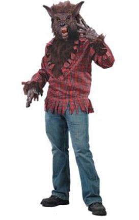 Werewolf Adult Costume-0