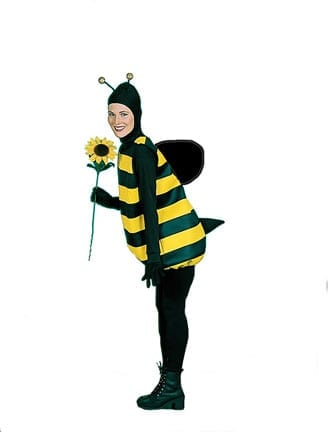 Bumble Bee Adult Costume-0