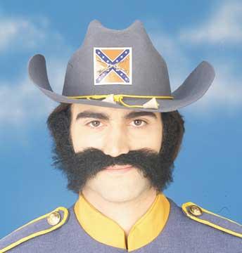 Civil War General Moustache-0
